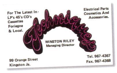 Skivaffärer i Kingston