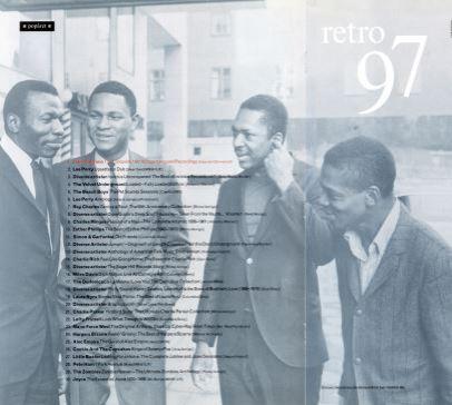 Retro 97 John Coltrane