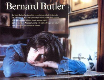 Bernard Butler