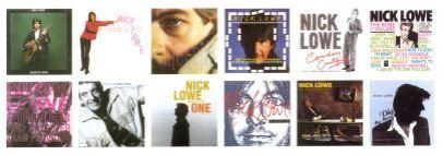 Nick Lowe på skiva