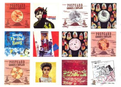 Postcard singles