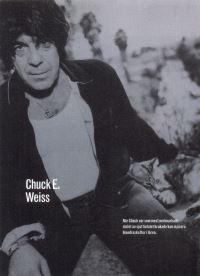 Chuck E. Weiss