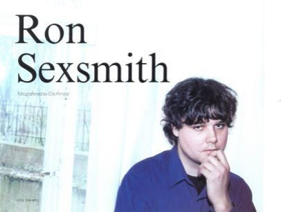 Ron Sexsmith nr208