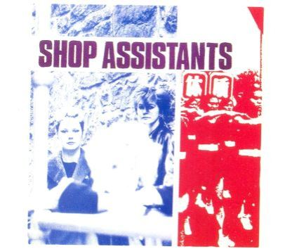 Shop Assistants - Safety Net EP