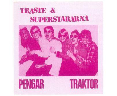 Traste & Superstararna - Pengar