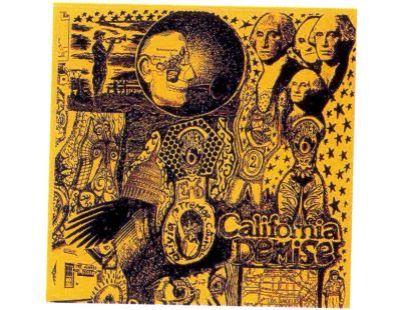 The Olivia Tremor Control - California Demise